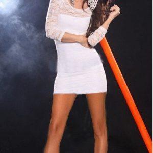 B390-2 Rochie sexy cu dantela - Rochii de seara - Haine > Haine Femei > Rochii Femei  > Rochii de seara