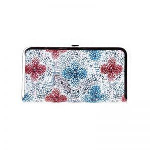 Clutch trendy Mozaic - Home > Genti -