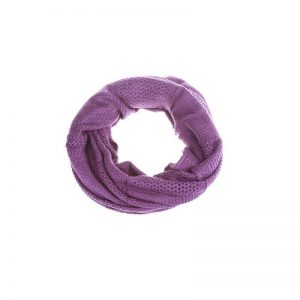 Fular circular Goldy dark purple - Genti  > Fulare -