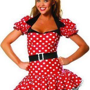 M16 Costum Halloween Mickey Mouse - Personaje din desene - Haine > Haine Femei > Costume Tematice > Animalute > Personaje din desene