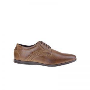 Pantofi casual din piele naturala Amedeo - Home > Barbati -