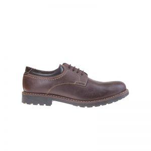 Pantofi casual din piele naturala - Home > Barbati -