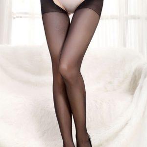 STK184-1 Ciorapi sexy cu sustinere in X in talie - Ciorapi dama - Haine > Haine Femei > Ciorapi si manusi > Ciorapi dama