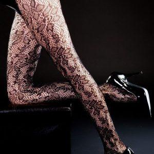 STK191-1 Ciorapi sexy din plasa