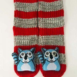 STK224 Ciorapi cu model raton - Ciorapi dama - Haine > Haine Femei > Ciorapi si manusi > Ciorapi dama