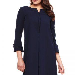 Dark Blue Good to Go Smart Dress - Dresses -