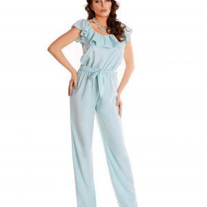 Salopeta dama eleganta bleu 5385-1 - SALOPETE - Salopete