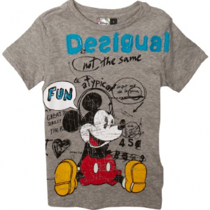 Tricou Desigual Mickey baieti - Colectii - Desigual Kids