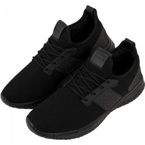 Adidasi Light Runner Advanced negru-negru Urban Classics - Incaltaminte urban - Urban Classics>Incaltaminte urban
