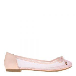 Balerini dama Luiza roz - Promotii - Lichidare Stoc