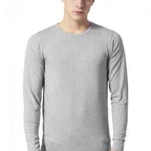 Bluza barbati cu manca lunga fitted - Bluze cu maneca lunga - Urban Classics>Barbati>Bluze cu maneca lunga