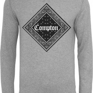 Bluza bumbac barbati Compton - Bluze cu trupe - Mister Tee>Trupe>Bluze cu trupe