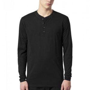 Bluza cu maneca lunga basic - Bluze cu maneca lunga - Urban Classics>Barbati>Bluze cu maneca lunga