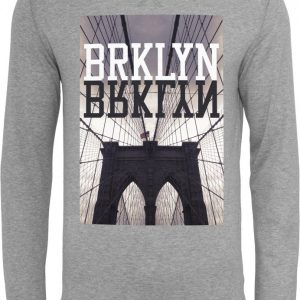 Bluza cu mesaje cool BRKLYN - Bluze cu mesaje - Mister Tee>Regular>Bluze cu mesaje