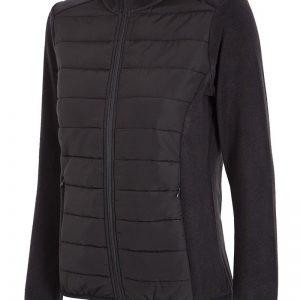 Bluza sport de dama Combi material fleece - Haine si accesorii - Hanorace  jachete