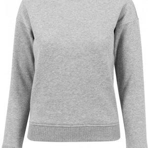 Bluza sport pentru Femei gri Urban Classics - Bluze urban - Urban Classics>Femei>Bluze urban
