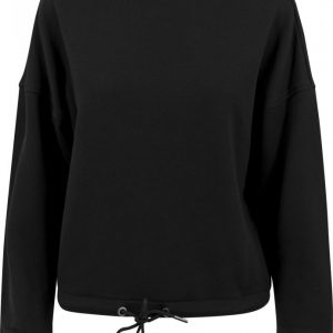 Bluza sport supradimensionata pentru Femei negru Urban Classics - Femei - Urban Classics>Colectie noua>Femei