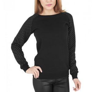 Bluza urban cu model pe maneci - Bluze urban - Urban Classics>Femei>Bluze urban