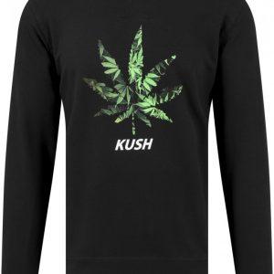 Bluze cu iarba barbati Kush - Bluze personalizate - Mister Tee>Interzise>Bluze personalizate