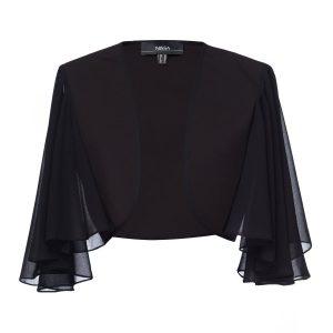 Bolero elegant Negru - Imbracaminte - Imbracaminte / Jachete si cardigane / Bolero