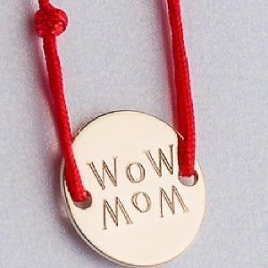 Brățară WOW MOM auriu - Produse > Cadouri WoW > Bijuterii WoW -