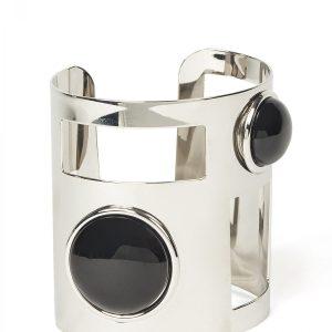 Bratara cu pietre supradimensionate Argintiu - Accesorii - Accesorii / Bratari