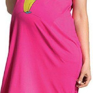 Cămașă de noapte Fiona roz - Produse > Haine pentru gravide > Pijamale -