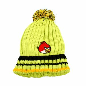Caciula copii Angry birds by Rovio verde - Aксесоари - Aксесоари Детски
