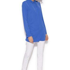 Camasa casual cu maneci lungi Albastru electric - Imbracaminte - Imbracaminte / Camasi