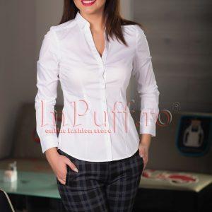 Camasa dama alba office - CAMASI -