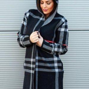 Cardigan Fashionable Season Black - Geci -