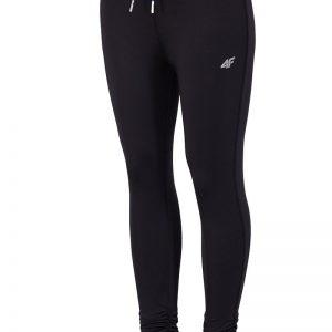 Colant sport de dama 4f Black - Haine si accesorii - Colanti  pantaloni  pantaloni scurti