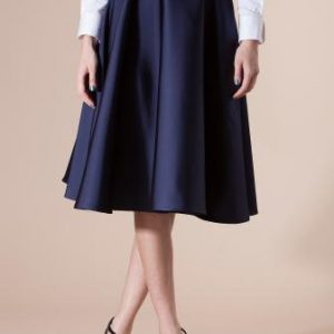 Fusta bleumarin in clos STORY - Outlet -