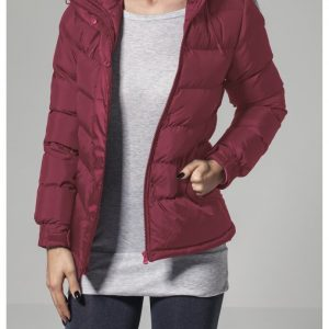Geaca iarna pentru Femei rosu burgundy Urban Classics - Geci de iarna - Urban Classics>Femei>Geci de iarna