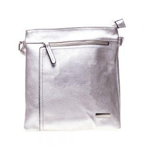 Geanta dama A21 argintie - Aксесоари - Aксесоари Дамски