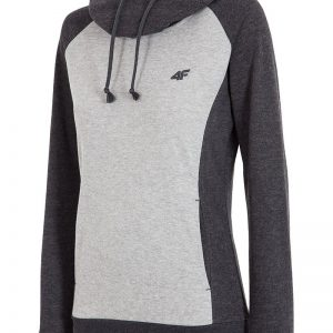 Hanorac sport de dama 4f Double grey - Haine si accesorii - Hanorace  jachete