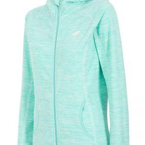 Hanorac sport de dama Minty material fleece - Haine si accesorii - Hanorace  jachete