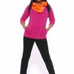 Jacheta MissQ Fluffy Love Pink - Geci -