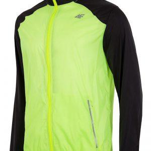 Jacheta barbateasca pentru alergare din material impermeabil - Haine si accesorii - Hanorace  jachete