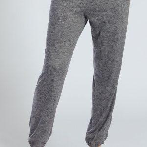 Pantalon de casa Grey pentru femei - Haine si accesorii - Haine de casa