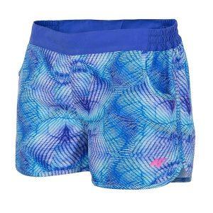 Pantalon scurt sport 4f de dama Colours - Haine si accesorii - Colanti  pantaloni  pantaloni scurti