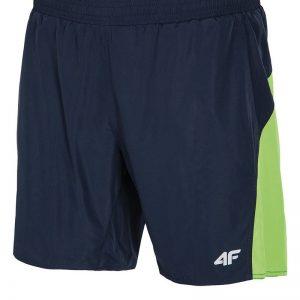 Pantalon scurt sport barbatesc 4F albastru - Haine si accesorii - Pantaloni  pantaloni scurti