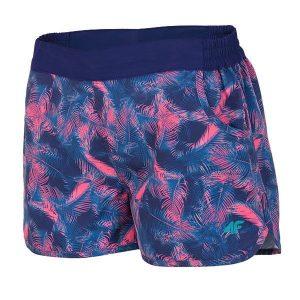 Pantalon scurt sport de dama 4f Purple - Haine si accesorii - Colanti  pantaloni  pantaloni scurti
