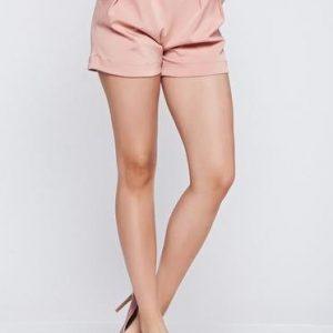 Pantaloni Scurti Daniella Cristea Sunny Days Cream - Pantaloni scurti -