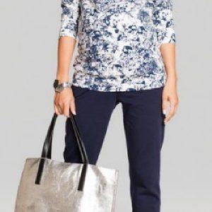 Pantaloni Sugar Bleumarin - Produse > Haine pentru gravide > Pantaloni -