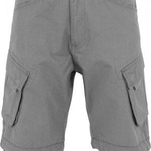 Pantaloni army barbati gri inchis Urban Classics - Pantaloni cargo - Urban Classics>Barbati>Pantaloni cargo