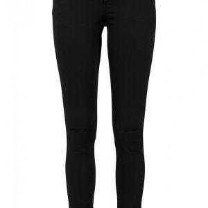 Pantaloni cu taieturi la genunchi pentru Femei negru Urban Classics - Pantaloni urban - Urban Classics>Femei>Pantaloni urban