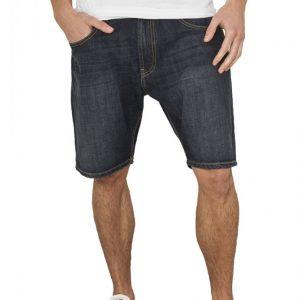 Pantaloni denim scurti albastru-stoned Urban Classics - Pantaloni scurti - Urban Classics>Barbati>Pantaloni scurti