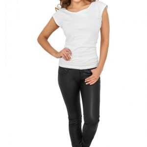 Pantaloni imitatie piele dama - Pantaloni urban - Urban Classics>Femei>Pantaloni urban