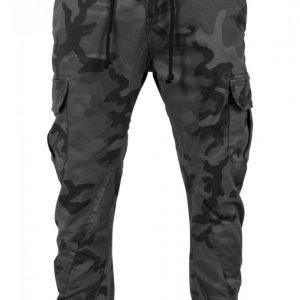 Pantaloni jogging Camo Cargo gri-camuflaj Urban Classics - Pantaloni cargo - Urban Classics>Barbati>Pantaloni cargo